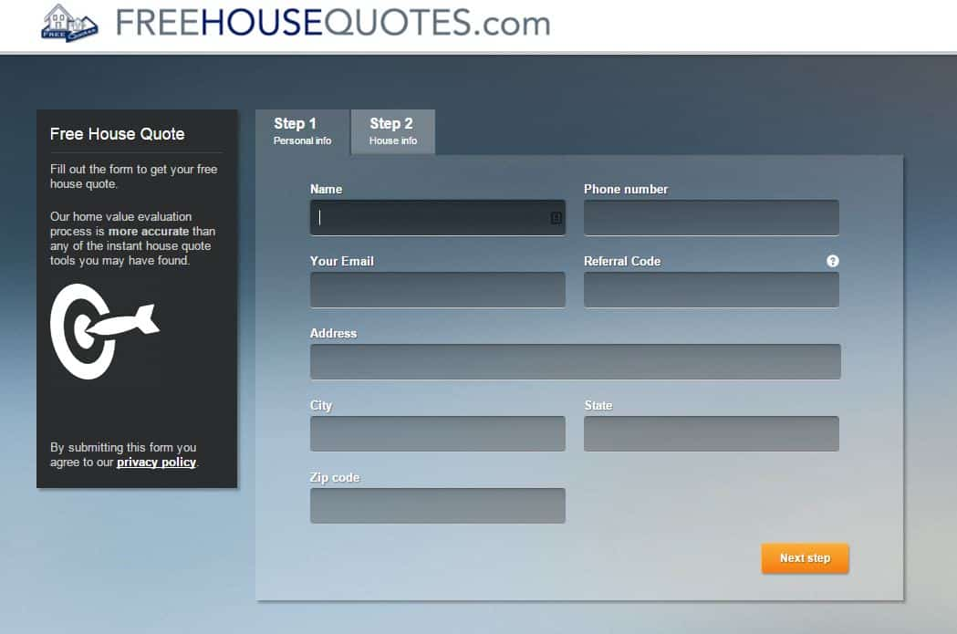 www.freehousequotes.com