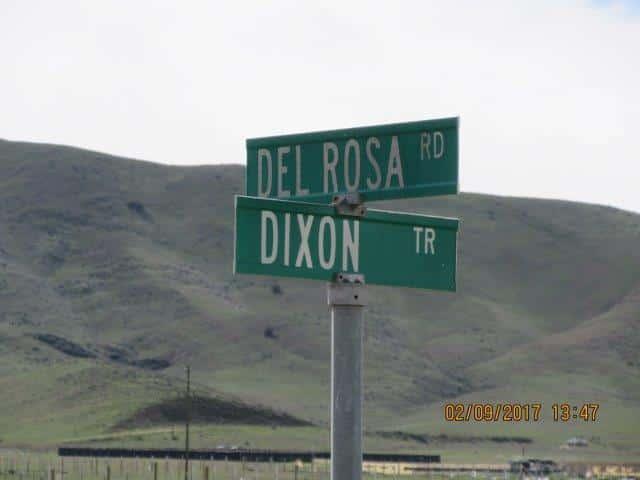 Upcoming California Property 11370 Dixon Trl